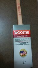 """Wooster 2"""" Ultra Pro Willow TAS Lot of 12 Paintbrushes 4181"""