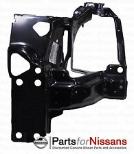 GENUINE NISSAN 2003-2007 350Z LEFT RADIATOR SIDE CORE SUPPORT NEW OEM