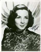 Kathryn Grayson Psa Dna Coa Hand Signed 8x10 Photo Autograph Authenticated