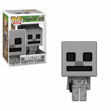 Funko 26386 Pop Vinyl Games Minecraft Skeleton