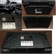 PEUGEOT 308 Central Info Display Navi 981148628000 253340470 a12415 VALEO Sony