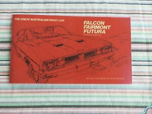 FORD FALCON XB OWNERS MANUAL