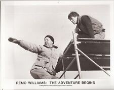 PF Remo Williams : The Adventure begins