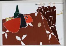 Serigrafia Emilio Tadini 70x50 Firmata e Numerata