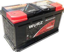 Batteria 12V 100 Ah AGM SERVIZI PER CAMPER E ROULOTTE - LUNGA DURATA - EUROPEA