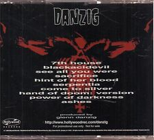 danzig limited edition cd