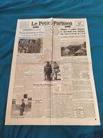 Journal Le Petit Parisien 26 Juillet 1943