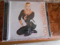 CD AUDIO: -Samantha Fox – Greatest Hits