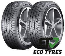 2X Tyres 215 45 R17 91Y XL Continental ContiPremiumcontact6 C A 72dB