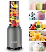 Personal Blender with 20 oz Tritan BPA-Free Blender Cup, 300W