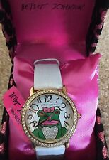 Betsey Johnson Timepieces Featuring A Frog NIB