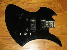 BC RICH MOCKINGBIRD BRONZE SERIES GUITAR BODY - MADE IN 1990's WITH ELECTRONICS