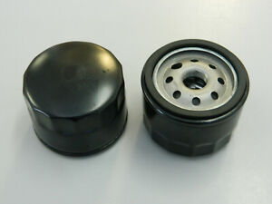 2 X RIDE ON MOWER OIL FILTERS FOR BRIGGS AND STRATTON MOTORS 492932