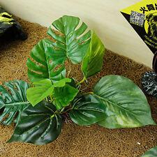 Artificial Green Fake Plastic Plant Plastic Aquarium Ornament Fish Tank Decor