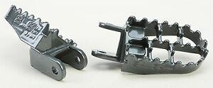 IMS SUPER STOCK FOOT PEGS Fits: Honda CR80RB Expert,XR600R,XR650L,CR85R,CR85RB E