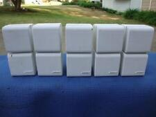 5x Bose Acoustimass / Lifestyle Cube Speakers -12, 15, 20, 25, 28, 38, 50