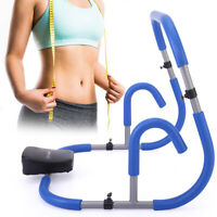 Fitness Crunch Abdominal Exercise Glider Roller Workout Pushups Equipment
