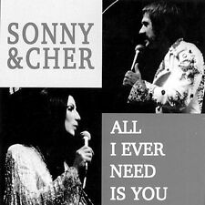 SONNY & CHER - All I Ever Need Is You - CD - **BRAND NEW/STILL SEALED**