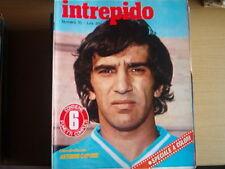 Intrepido 10 1978 Nazionale Olandese Foto Bettega
