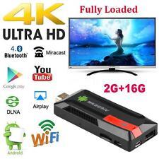 MK809IV Mini PC 2G/16G Android 5.1 Smart TV Dongle Stick 4K Quad Core WiFi F4H0