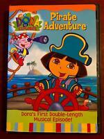 Dora the Explorer - Pirate Adventure (DVD, 2004) - E1014