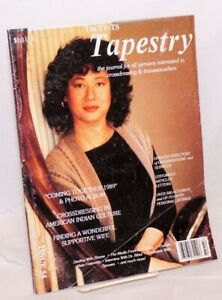 The TV TS Tapestry Magazine, 3 issues, #53 #54 #55 TS Educate CD Crossdressing