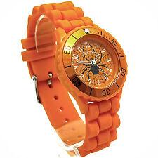 Child Polished Plastic Case Wristwatches