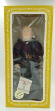 "VTG Winston Churchill Effanbee ""Great Moments In History"" Doll w/Hat,Cigar, Box"