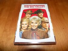 THE BIG VALLEY SEASON 2 TWO VOLUME 1 ONE TV Western Classic 3 Disc DVD SET NEW