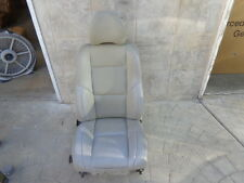 Passenger 8 WAY Power Leather Seat Volvo S80 T6 4DR 99 00 01 02 03