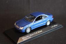 Minichamps Mercedes-Benz CLK-Klasse 2002 1:43 Lapisblau Metallic (JS)