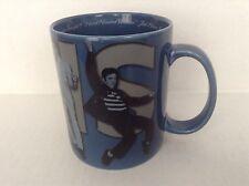 Elvis Presley Pictures Blue Coffee Mug/Cup 2002