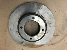 Brembo Disc Brake Rotor SAAB 06 86 B MIN TH 11 7 mm Bap Geon