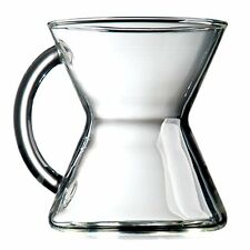 Chemex Handblown Glass 10 Ounce Coffee Mug (CCM-1)