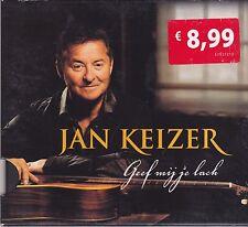 Jan Keizer-Geef Mij Je Lach cd album