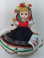 "Madame Alexander Poland Doll 8"" ~ International Collectible Doll #586 NMIB"