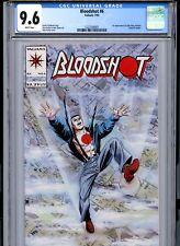 Bloodshot #6. CGC 9.6, Valiant, 1st Appearance of Ninjak!!