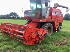 More details for combine harvester