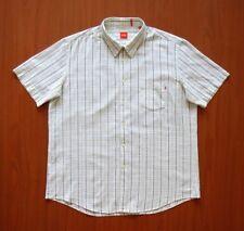 c692aa990 HUGO BOSS ORANGE Men's Business Office Shirt XXL in Textured Cotton