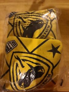 ACL Stamped Ultra Viper Cornhole Bags - yellow