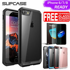 iPhone 8/7, 7/8 Plus Case, Genuine SUPCASE Premium Hybrid Clear Cover For Apple