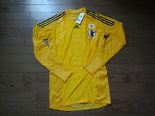 Japan 100% Authentic Player Issue Soccer GK Jersey BNWT 3XO Techfit 2010/11