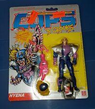 Cops 'N Crooks C.O.P.S. HYENA new figure MOC Hasbro