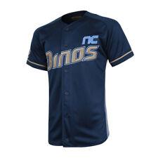 NC Dinos Replica Jersey Away Uniform / KBO Korea Baseball Official Goods