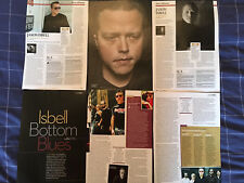 JASON ISBELL - ARTICLES / PHOTOS / REVIEWS  - CLIPPINGS / CUTTINGS