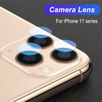 For iPhone 11 Pro Max 9D Back Full Lens Tempered Glass Film Camera Protector UAG
