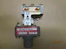 New Other, Barksdale E1S-H90-P4-Ge141 Pressure Switch, 0-96 Psi, Spdt.