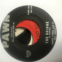 Jimmy Tyrell & Joy Vendors- The Bridge/Popeye Line- Pawn 1201- VG++ Rare var