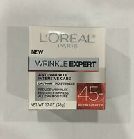 L'oreal Paris anti wrinkle expert 45 + Calcium face Cream 50ml