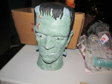 Frankenstein 15 inch Head/Bust Ann's Original Figurines 1983/1988 #3073